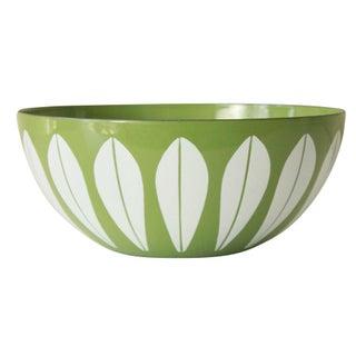 Cathrineholm Green Enamelware Bowl