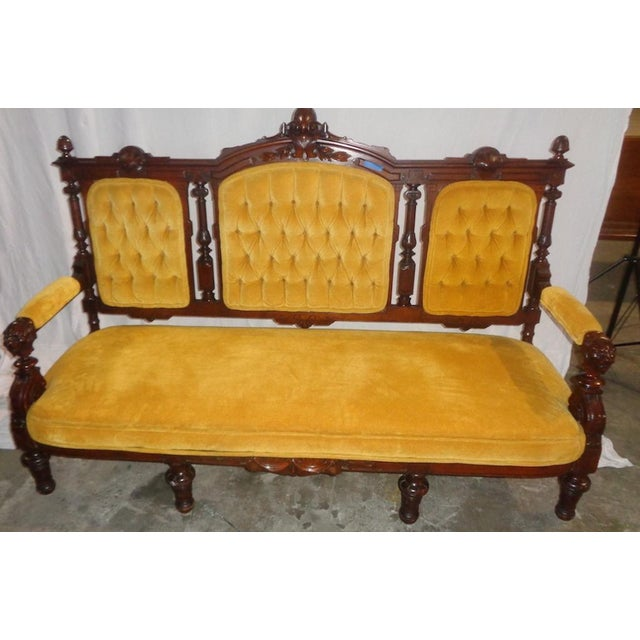 Edwardian Sofa - Image 2 of 4