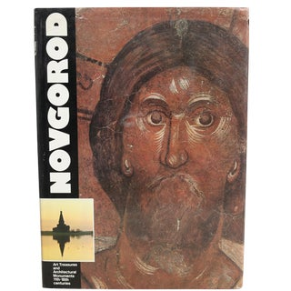 'Novgorod: Art Treasures & Architectural Monuments' Book