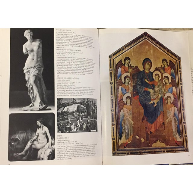 Old Coffee Table Books: Vintage Art Treasures In France Coffee Table Book