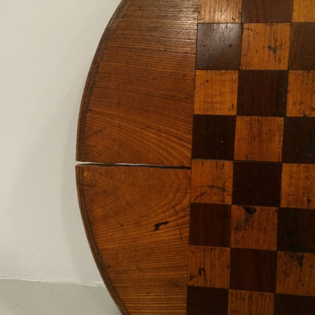 Vintage Inlay Gaming Board - Image 6 of 6