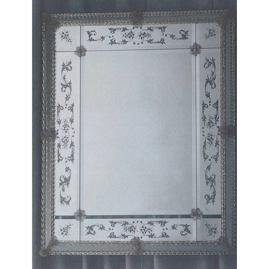 Image of Hand Crafted Venetian Mirror