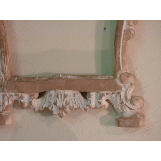 Italian Carved Rococo Frame - Image 5 of 5