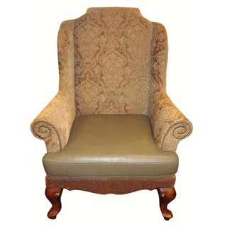 European Wingback Chair