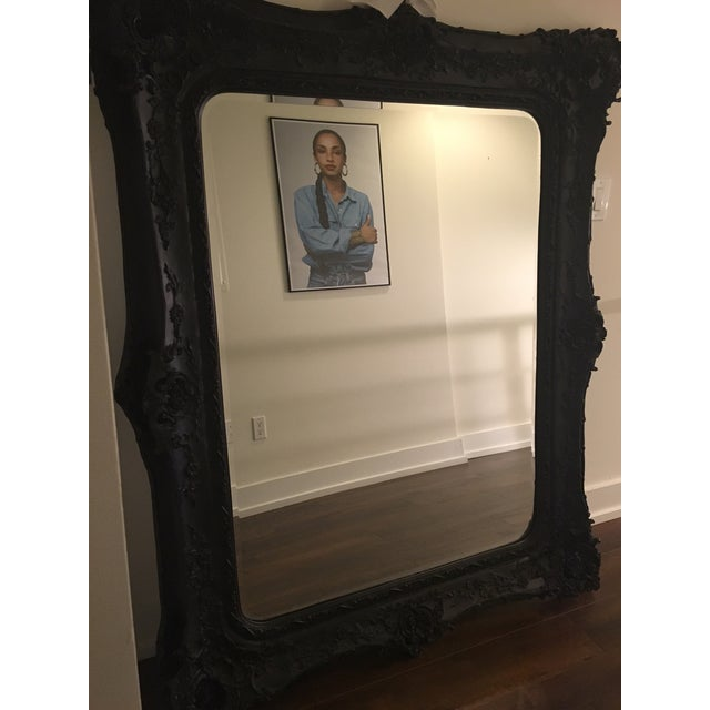 Beautiful Large Designer Floor Mirror Chairish