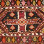 "Image of Vintage Maras Kilim Yastik - 2'2"" X 3'1"""