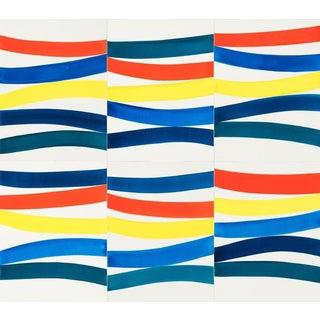 Path, 2013 water color painting by Kim Uchiyama