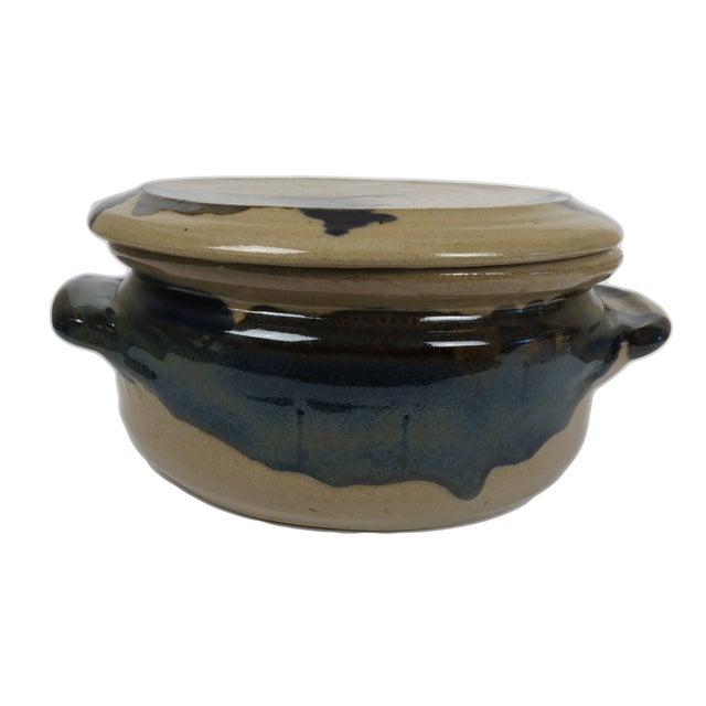 Image of California Studio Pottery Lidded Vessel
