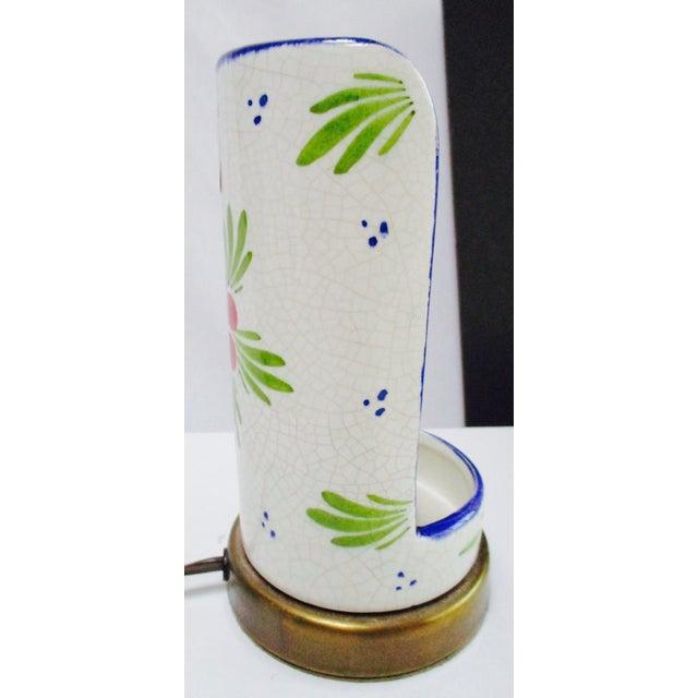 Boho Glam Ceramic Antique Candle Light - Image 6 of 10