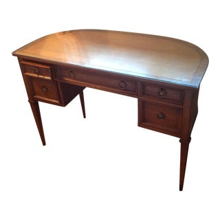 Sligh Lowry Demilune Desk