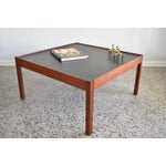 Image of Mid-Century Danish Modern Teak Coffee Table