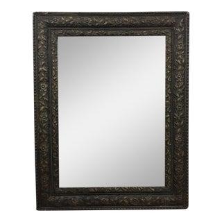 Vintage Ornate Framed Mirror