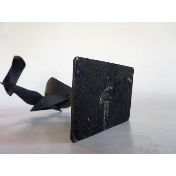 Maurizio Tempestini Style Iron Sculpture - Image 4 of 6