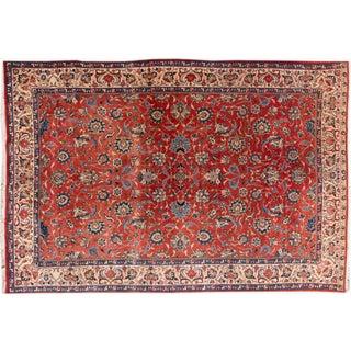 Apadana-Persian Rug - 8′4″ × 12′2″