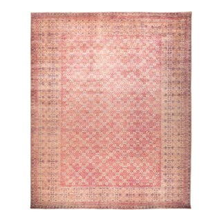 "Hand Knotted Ziegler Area Rug - 12' 3"" X 14' 9"""
