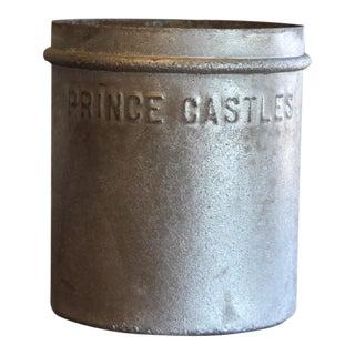 Vintage Ice Cream Bucket