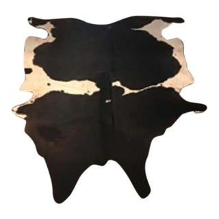 Authentic Cowhide Area Rug - 7' x 7'