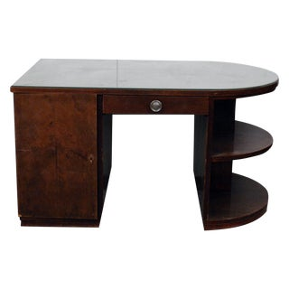 Vintage French Art Deco Desk
