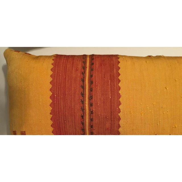 Moroccan Cactus Silk Pillow - A Pair - Image 7 of 11