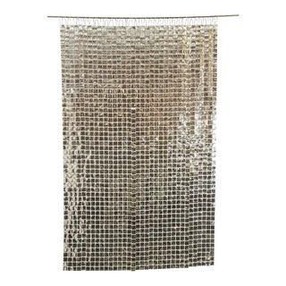 Silver Paco Rabanne Space Curtain