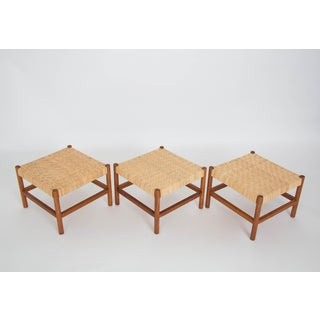 Axel Thygesen for Interna Stools- Set of 3