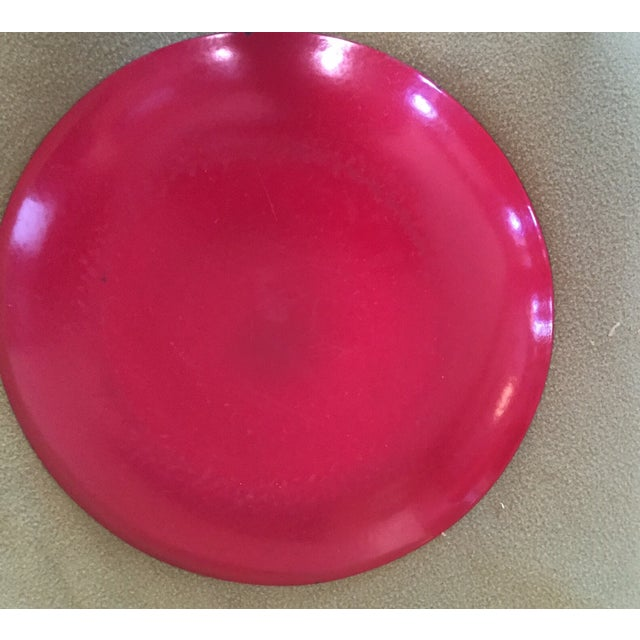 Image of Catheineholm Red Lotus Plate