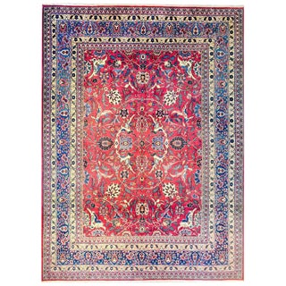 Magnificent Early 20th Century Dorokhsh Rug