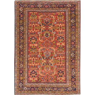 Apadana Antique Persian Sultanabad Rug - 11″ × 6′9″