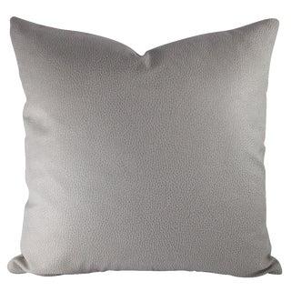Sharkskin Ultrasuede Pillow