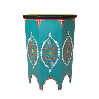 Tangier Artisan Side Table