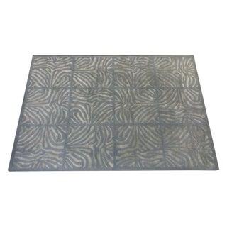 Candice Olson Zebra Pattern Rug By Surya, 9' X 13'