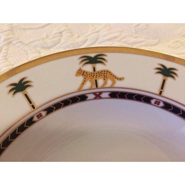 "Christian Dior Hollywood Glamour ""Casablanca"" Fine China Bowls - Set of 6 - Image 6 of 10"