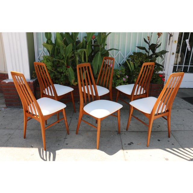 Set of 6 Koefoeds Hornslet Dining Chairs - Image 9 of 11
