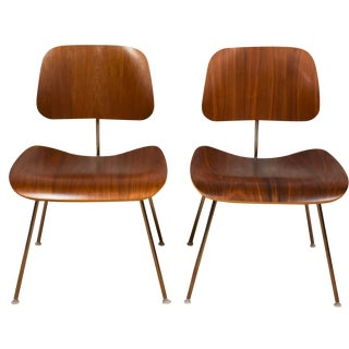 Eames DCM Chairs - A Pair