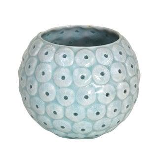 Handmade Scandinavian Blue Bowl