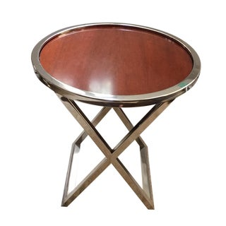X-Base Side Table by Williams Sonoma Home