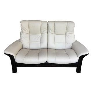 Stressless Ekornes Two Seat Sofa