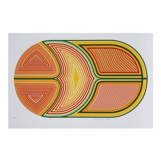 "Evelyn Lopez De Guzman ""The Scarab"" Serigraph"