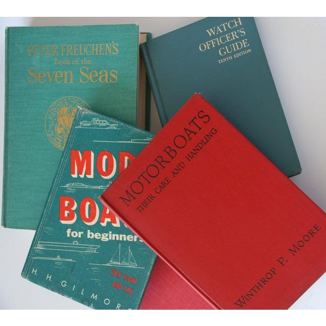 Vintage Nautical Books - Set of 5 - Image 3 of 7