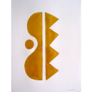 Monogram 4 Original Painting