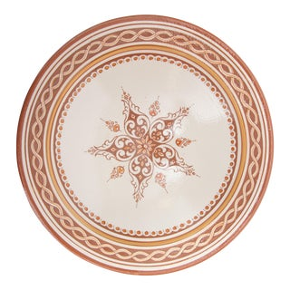 Atlas Star Ceramic Plate