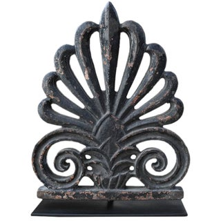 American Cast Iron Acroterion