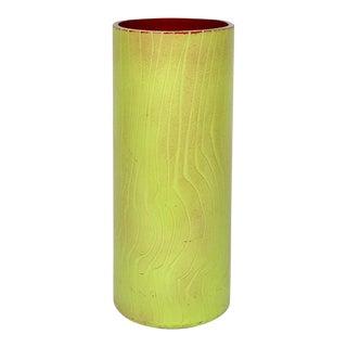 Light Green Fire Extinguisher Vase