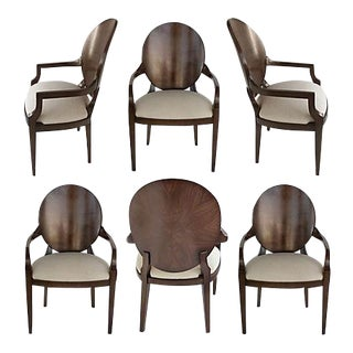 Kreiss Collection Dining Chairs- Set of 6