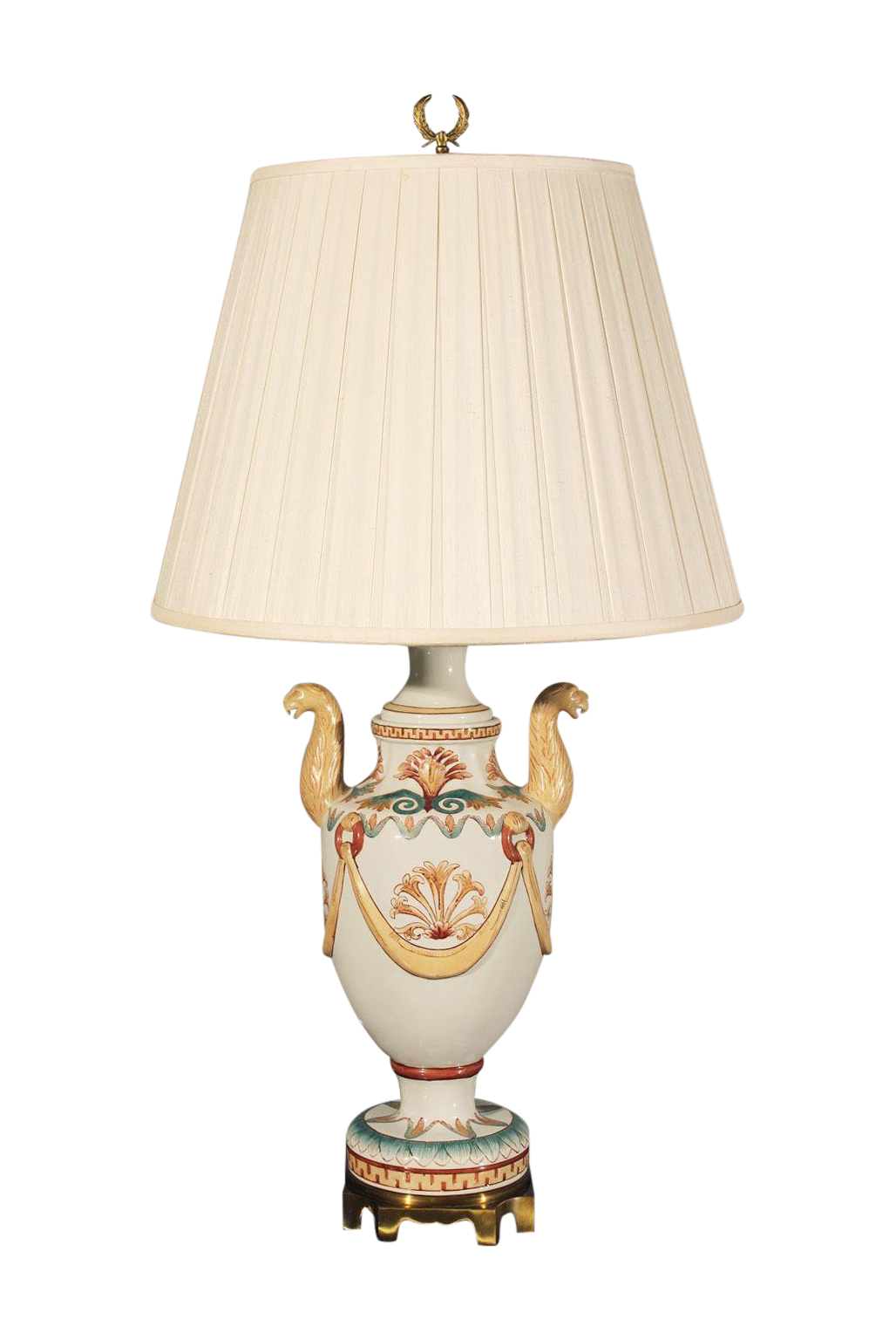Vintage Maitland-Smith Neoclassical Porcelain L&  sc 1 st  Chairish & Vintage u0026 Used Maitland - Smith Lighting | Chairish azcodes.com