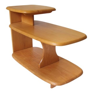 1940's Heywood Wakefield Tiered Surfboard Table