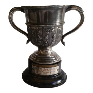 1930's Sporting Gun Club Trophy