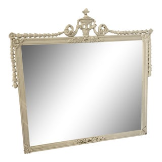Antique Custom French Mirror