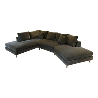 Room & Board Hayes Sectional Sofa