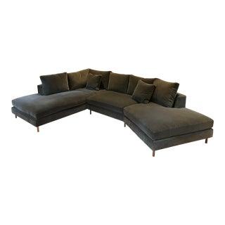 Room & Board Hayes Sectional Sofa